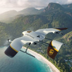 UPS Wingcopter Drone