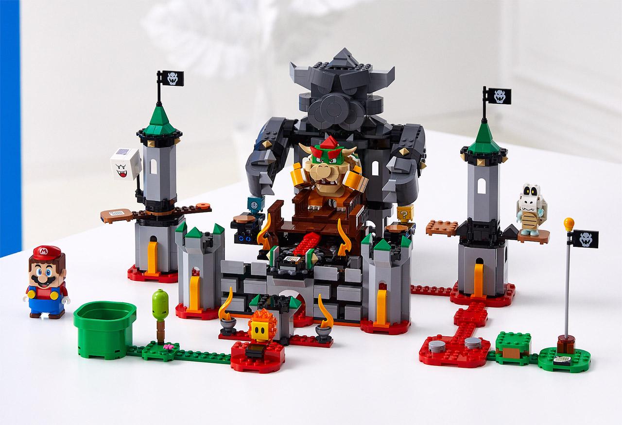 LEGO Super Mario Series Nintendo