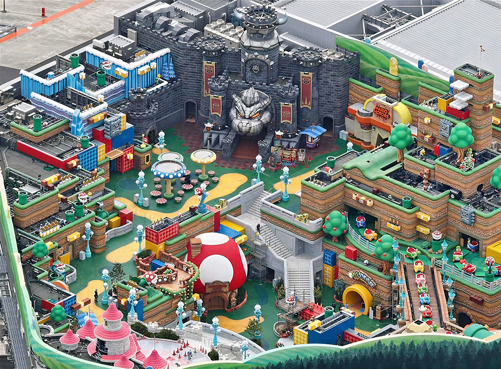Super Nintendo World Universal Studios Japan Update