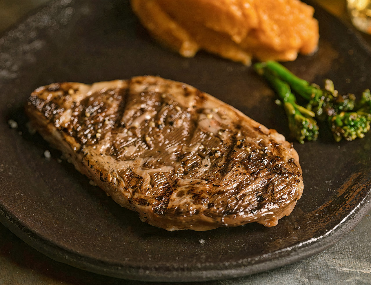 Aleph Farms 3D-Printed Rib Eye Steak