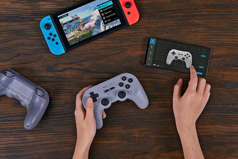 8BitDo Pro 2 Bluetooth Game Controller