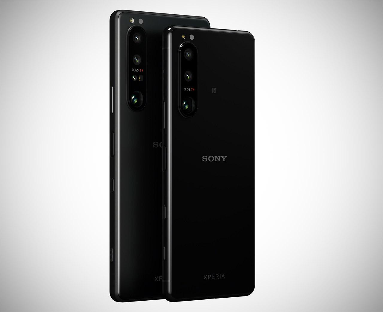 Sony Xperia 1 III Xperia 5 III Smartphones