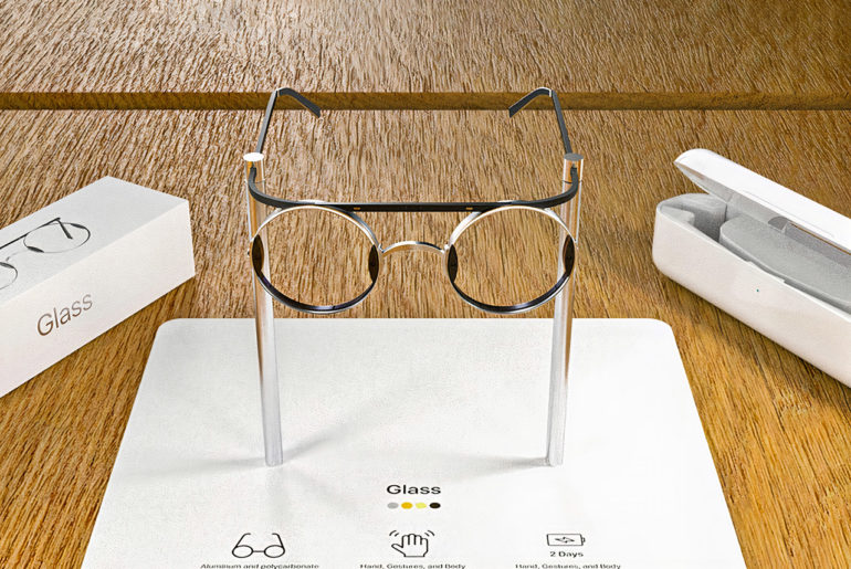 Apple Glass Augmented Reality AR Glasses